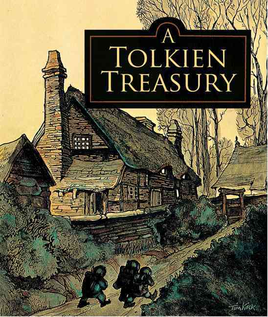 A Tolkien Treasury By Running Press (COR)